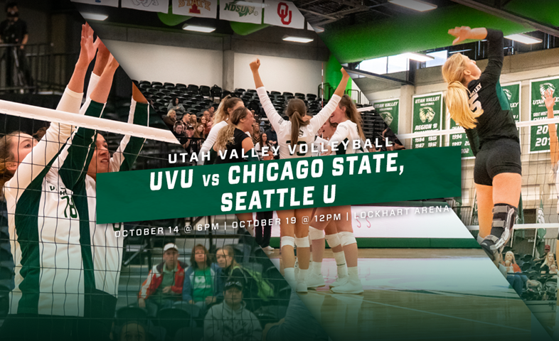 Chicago State and Seattle U on deck for Utah Valley