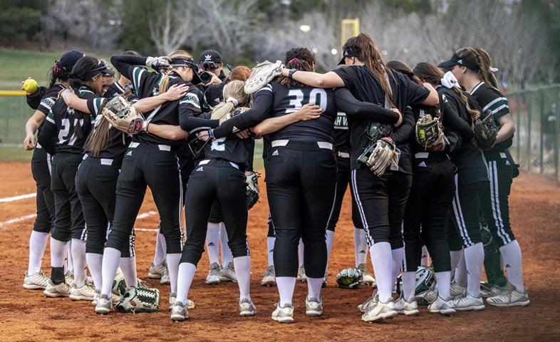 Fall softball schedule includes six home contests