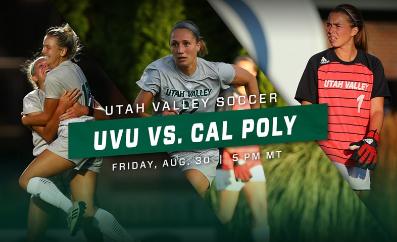 UVU opens home slate with Cal Poly, Cal State Fullerton