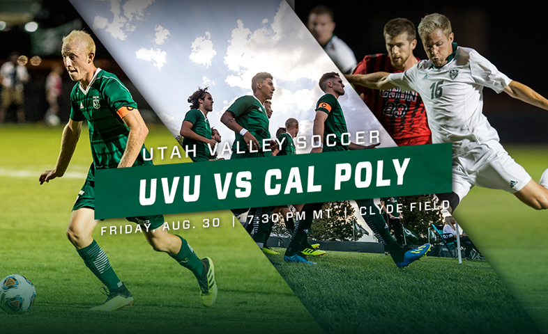 Season opens Friday at 7:30pm against Cal Poly