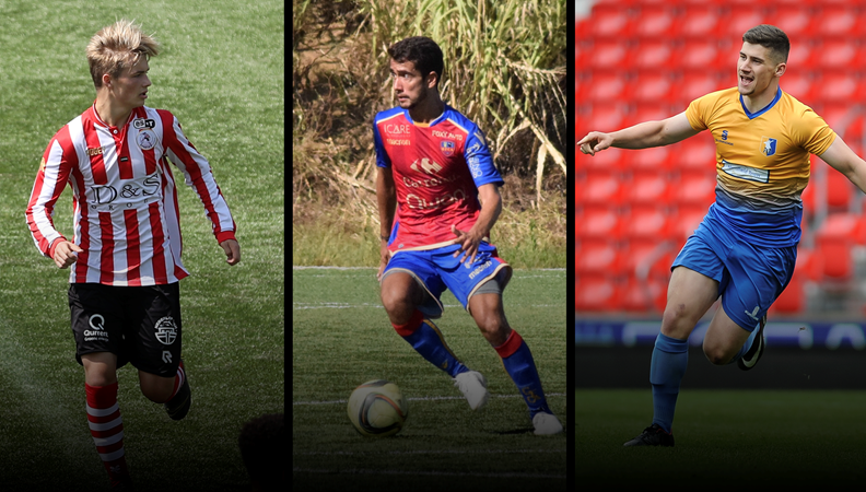 Maas announces three signings to Letters of Intent